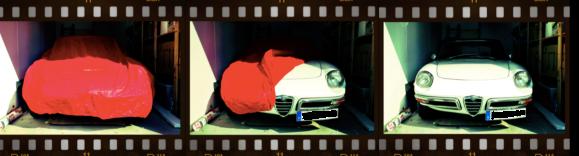 Alfa Romeo Spider 1750