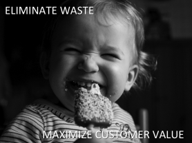 Lean Software Development -- Eliminate Waste & Maximize Customer Value